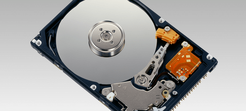 Magnetic Hard Disc