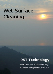 Wet Surface Cleaning