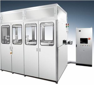 Post CMP cleaning machine