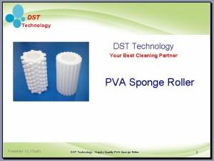 PVA Sponge Roller