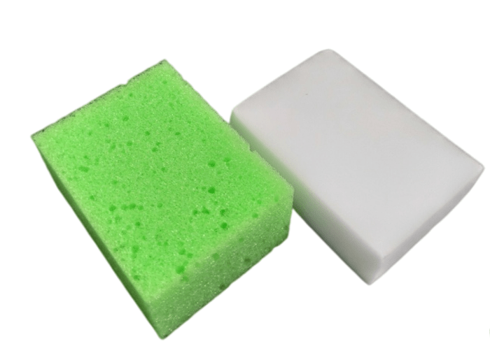 PU & Melamine Sponge